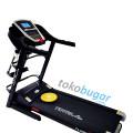 Treadmill Elektrik Multifungsi F 2066, Kardio Terbaik Menurunkan Berat Badan.