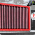BMC Air Filter replacement Ninja 250 FI
