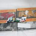 Footstep Undebond NUI M-sato Kawasaki Ninja 250r,fi,z