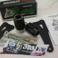 Frame slider Agna Kawasaki Ninja 250fi,Z250
