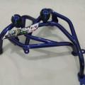 Crashbar MT25 blue AGNA include slider