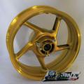 Velg Delkevic belakang gold 5,5 inch Ninja 250 -300