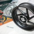 Velg Delkevic CBR 250RR P6 belakang 5.5 Inc Black