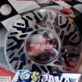 Disc piringan Ninja 250 Ride It black