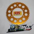 Gear SSS 520 47T