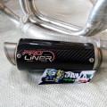 Knalpot ProLiner Carbon Ninja 250