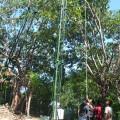 repeater outdor penguatsinyal untuk di luar  ruangan perkampungan hutan pertambangan  perkebunan