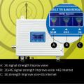 tripleband repeater antena  2g 3g 4g  lte