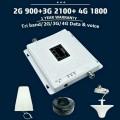 repeater penguat sinyal LINTRATEK 1800MHZ DCS 4G LTE HIGH POWER