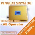 pasang penguat sinyal untuk kampus pabrik ruko  all operator