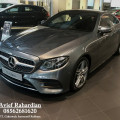 Harga New Mercedes Benz E 300 Coupe AMG Line nik 2020
