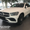 Harga New Mercedes Benz GLC 300 Coupe AMG Line nik 2020