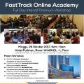 Fast Track Online Academy - Praktek Cepat Bareng Mentor