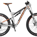 2017 Scott Genius LT 720 Plus Mountain Bike (ARIZASPORT)