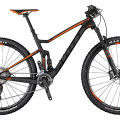 2017 Scott Spark 710 Mountain Bike (ARIZASPORT)