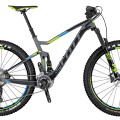 2017 Scott Spark 710 Plus Mountain Bike (ARIZASPORT)