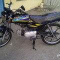 Honda win 100 2005 plat h