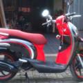 Honda scoopy 2012 istimewa