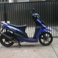 Yamaha mio sporty tahun 2008 pajak masih hidup