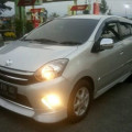 Toyota Agya Trd S 1.0 At Thn 2013 Good Condition