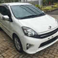 Toyota Agya G 2013 AT Putih Good Condition