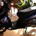 Yamaha X-Ride Extreme Biru 2014 Pajak Panjang