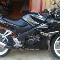 CBR 150 R built up thailand 2007