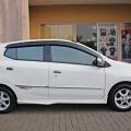 Toyota Agya TRD Sportivo 2014 AT Mulus Like New Jual Murah
