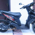 Honda beat 2012 (karburator)