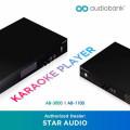 STAR AUDIO-NAKAMICHI NKX 55,AUDIOBANK AB 1100,AB 3000 FULL HD 1080P