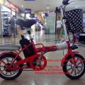 Sepeda Listrik Type EB 903 Vedro