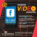 Promo Tiket Facebook Video Marketing Seminar