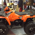 Motor ATV Polaris Sportsman 570CC , Model Jeep, Manual