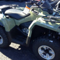 Motor ATV Can-Am Outlander 450CC , Model Jeep, Manual