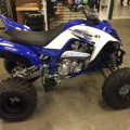 Motor ATV Yamaha Raptor 700R SE 700CC, Model Sport, Manual