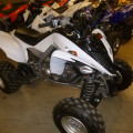 Motor ATV Yamaha Raptor 700R Polar White, Model Sport, Manual
