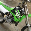 Motor Trail Kawasaki KX 85cc