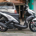 Yamaha xeon gt 2014 white istimewa 125cc