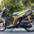 Yamaha mio soul GT th 2013