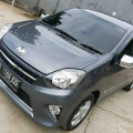Toyota Agya TRD Sportivo 2014 M/T manual