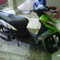 Yamaha mio soul cw thn.2009