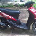 Mio smile th 2011 merah maroon