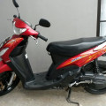 Yamaha Mio Smile 2009 Merah Full Orsinil (Pjk Pjg B Dki Selatan)