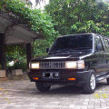 (BU ..!): TOYOTA Kijang ASTRA th. '94, AC DB, 6 speed, W.Hitam