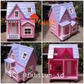 Mainan Anak  Rumah Boneka Barbie Sophia Dollhouse