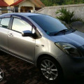 Toyota Yaris S 1.5 AT 2007