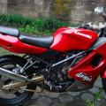 Kawasaki ninja KRR th 2010 masih orisinilan