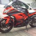 Di jual ninja 250cc 2014/06