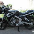 Ninja R/SS Hitam 2011 Pajak Hidup Istimewa