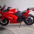 Kawasaki Ninja 250 Tahun 2012 Full Orsinil